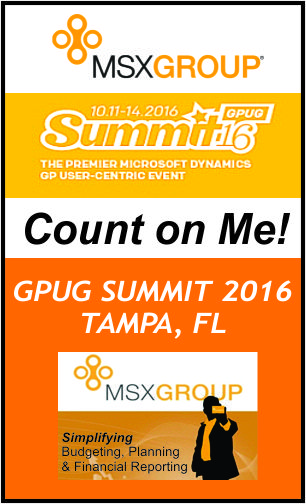 2016 GPUG Summit Count Me In